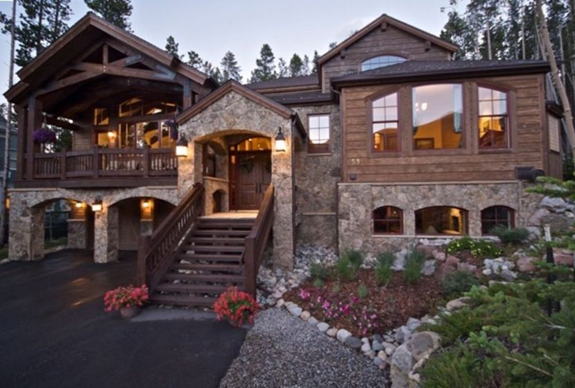 Exclusive Boulder Ridge Lodge Ski In New Vrbo