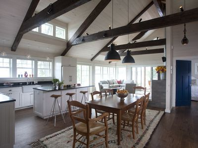 Cape Cod Meets Up North in this Gull Lake Retreat
