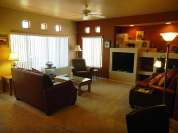 Oro Valley condo rental - Living Area