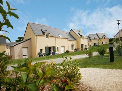 Apartment for 4 people, with swimming pool, in Saint Malo