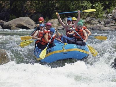 Ask us about Rafting Specials!