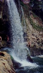 Montezuma bungalow photo - One of the many waterfalls in the area.
