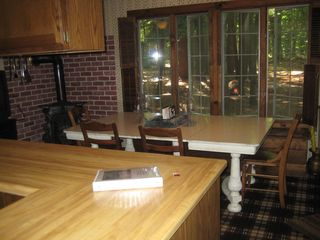 Bellaire / Shanty Creek cottage photo - Dining area