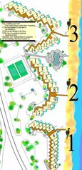 Surf City condo photo - Layout