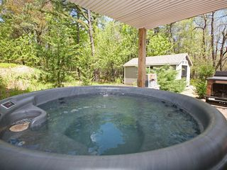 Towamensing Trails chalet photo - 6 Person Hot Tub