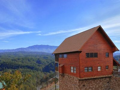 Pigeon Forge cabin rental - 'UNFORGETTABLE CABIN IN STARR CREST RESORT'