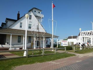 Virginia Beach condo photo - Old Coast Guard Station and 24th St Stage