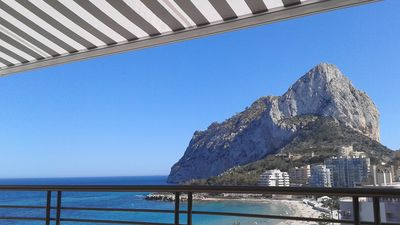 Beautiful Beach Front Apartment: Large Sunny Balcony with Stunning Sea Views - 9th floor