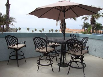 Come Bask in the Sun on the Ocean View Deck