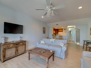 Key Largo townhome photo - Open living and dining area