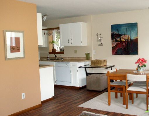 Garden Walk Dining: Queen Anne Vacation Rental
