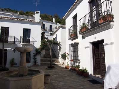Mijas apartment rental - Outside Los Molinos - Plaza de Las Acacias