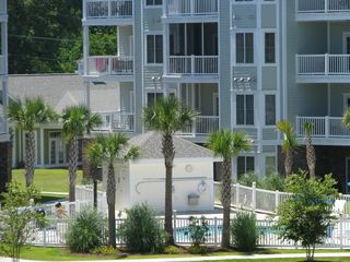 Myrtlewood Villas condo photo - One of the Many Pools in Complex