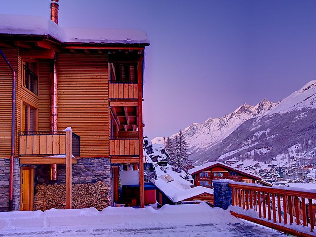 Holiday house 83254, Zermatt, Valais