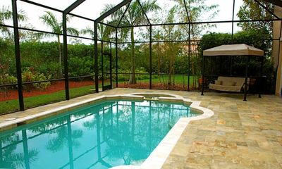 Spacious Heated Pool