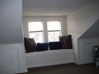 Colonial Beach cottage photo - Window seat, great place to read a book and watch the world go by