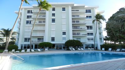 Beautiful, Large Two Bedroom, Beachfront with Private Balcony