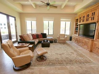 Mesa house photo - Spacious Family Room with Satellite TV & Surround Sound Stereo