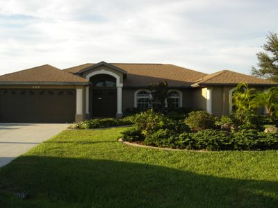 Single Home,3 bed,2 baths,heated pool,Deep Creek,Punta Gorda,Fla