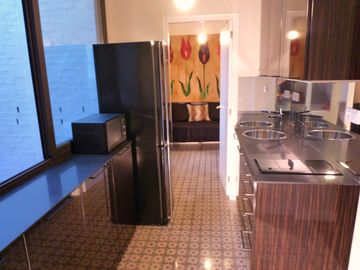 Two bedroom apartment 'Arago' kitchen