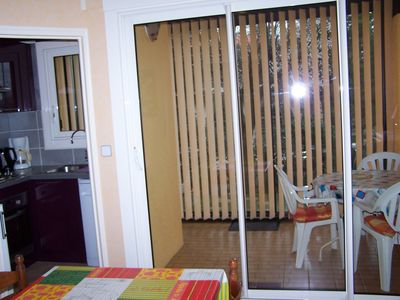 LARGE FURNISHED STUDIO WITH VERANDA AND GARDEN