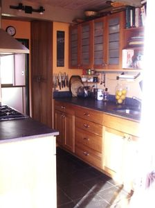 Berkeley apartment rental - Kitchen