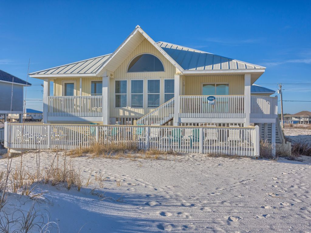 egret gulf shores gulf front vacation house vrbo