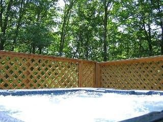 Bushkill house photo - Outdoor Hot Tub!!!