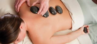 Crystal Mountain, Thompsonville house photo - Hot Stone Massage at the Spa
