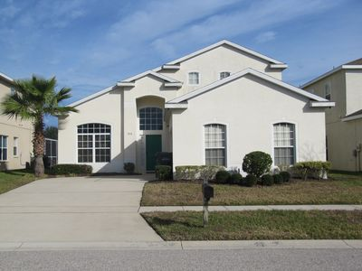 Front of Hampton Palms