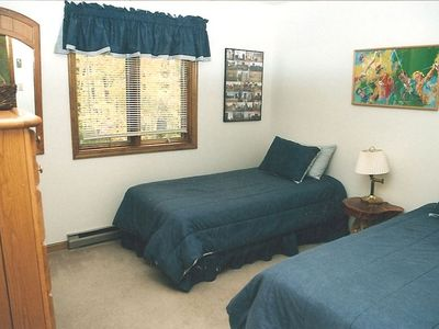 One of Three Similar Main Level Bedrooms