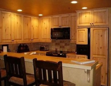 Elegant Kitchen Areas