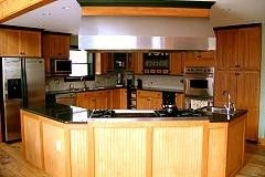 Lake Placid chalet photo - Gourmet kitchen
