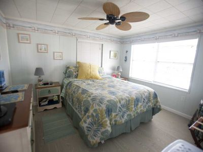 Little Gasparilla Island cottage rental - Windows open to the lanai for sounds of the gulf and island breezes!