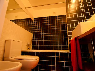 Estoril apartment rental - Full bathroom
