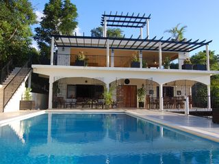 Runaway Bay villa photo - 4 stories of serene ambience, surrounded with tropics