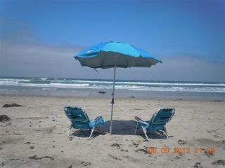 Del Mar condo photo - view of our lovely beach