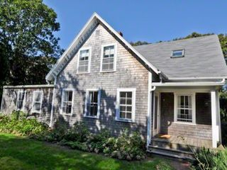 Vineyard Haven house photo - In-Town Historic Charmer With Pool