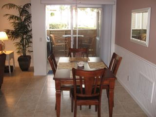 Dana Point condo photo - Dining Room, Patio With An Ocean View