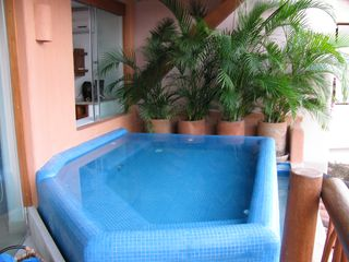 Zihuatanejo condo photo - Cool your core in your private plunge pool!