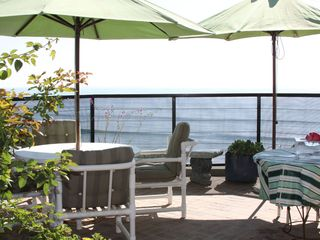 Solana Beach house photo - Oceanfront Patio