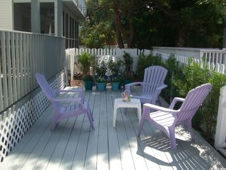 Crystal Shores cottage photo - Deck