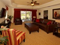 Reunion Luxury Suite Near both Water Parks! Golf View, Impeccably Decorated