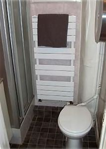 5th Arrondissement Latin Quarter apartment rental - Bathroom