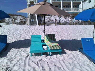 Life is Good Beach Chairs
