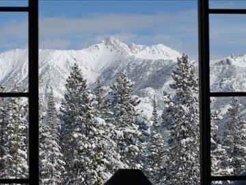 Unbeatable Mountain Views of the Spanish Peaks from Great Room, Master and Deck.