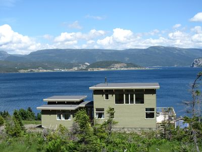 Luxurious Gros Morne House for rent
