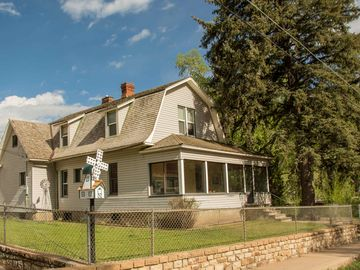 Pagosa Springs house rental - Historic Riverfront property in downtown Pagosa Springs
