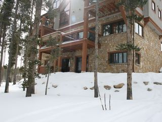 Breckenridge Peak 9 townhome photo - ON THE SLOPES - Mtn Setting - Ski to YOUR Door!