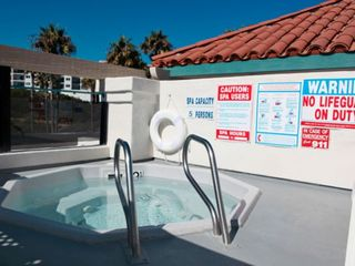 San Clemente condo photo - Outdoor Jacuzzi at the San Clemente Cove Resort